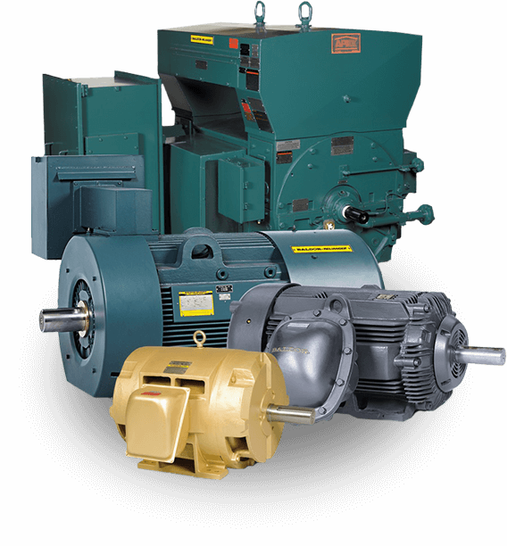 Electric motor shop robertson electrical mechanical inc we offer recondition and repair services for all types of ac and dc motors from small single phase farm duty motors to large dc industrial motors and medium publicscrutiny Gallery