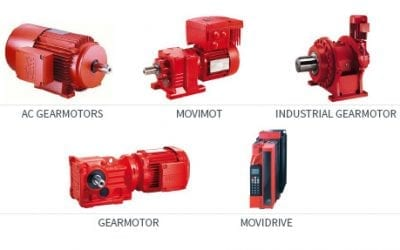 Motion control with SEW-Eurodrive